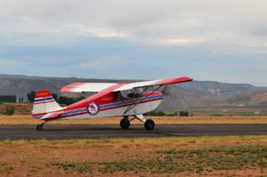 Power up, First Flight After Rebuild, 1 July 2016