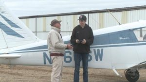 16-year-old takes first solo flight Photo Courtesy KKCO