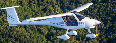 Pipistrel Virus Motor Glider Courtesy and Copyright Pipistrel USA
