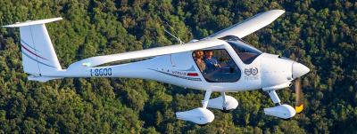 Pipistrel Virus Motor Glider Courtesy and Copyright Pipistrel USA