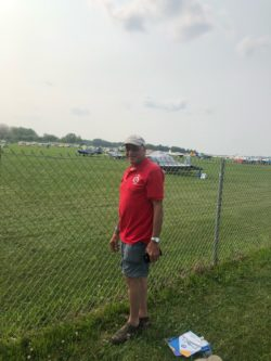 CFI Sterling Hurst at Airventure 2021 Courtesy & © Bruce Erickson