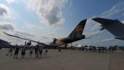 UPS Cargo & HAWK Team Courtesy & © Britton